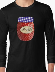 Strawberry Jammer Long Sleeve T-Shirt