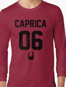 Caprica Baseball Shirt Long Sleeve T-Shirt