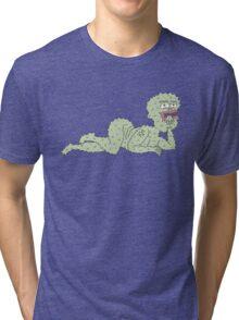 miss bubble Tri-blend T-Shirt
