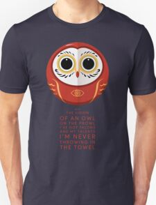 Owl on the Prowl Unisex T-Shirt