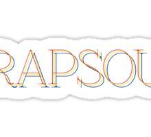 T R A P S O U L Sticker