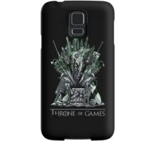 Throne of Games - You Win Or You Die - V2 Samsung Galaxy Case/Skin