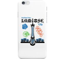 Lumiose City iPhone Case/Skin