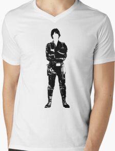 Luke Skywalker Mens V-Neck T-Shirt