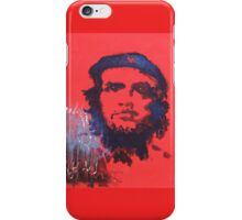 Abstract Che Guevara Painting iPhone Case/Skin
