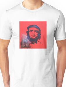 Abstract Che Guevara Painting Unisex T-Shirt