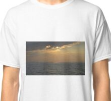 Sunset On The Michigan Great Lakes Classic T-Shirt