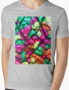 Jelly Jelly Mens V-Neck T-Shirt