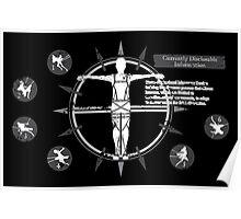 3d Maneuver Gear (Attack On Titan) Poster
