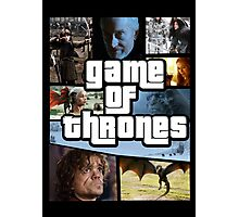 grand game of thrones  Photographic Print