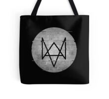 Hack The System (Watch Dogs) Tote Bag