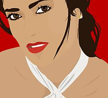"""Salma Hayek"" by theComplex"