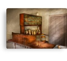 Pharmacy - The herbalist Canvas Print