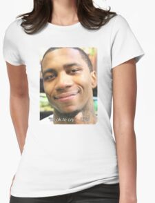 """""""Its Ok To Cry"""" - Lil B T-Shirt"""