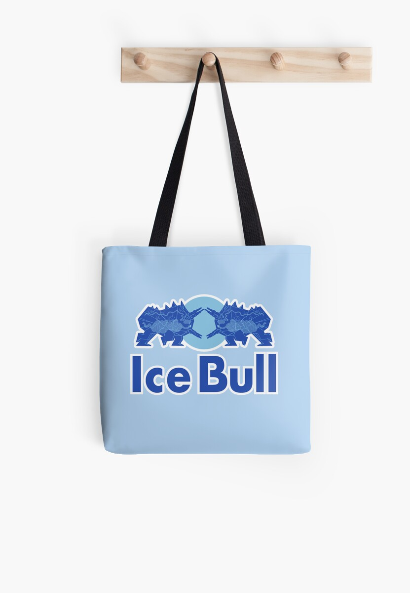 Ice Bull by cubik
