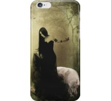 Maiden of the forest iPhone Case/Skin
