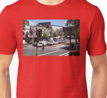 Towards Taylor Square Unisex T-Shirt