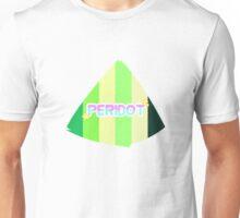 Minimalist Peridot Unisex T-Shirt