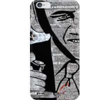 Collateral Vivtims iPhone Case/Skin