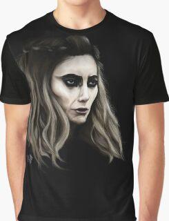 Anya Kom Trikru Graphic T-Shirt