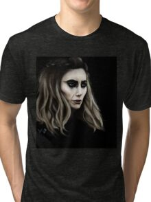 Anya Kom Trikru Tri-blend T-Shirt