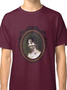Pride and Prejudice and Zombie The Novels Classic T-Shirt