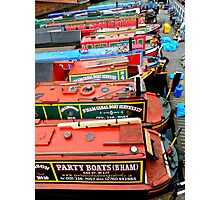Gas Street Basin Photographic Print