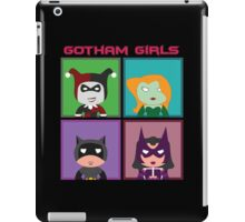 Gotham Girls iPad Case/Skin