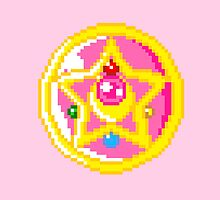 Pixel Sailor Moon Crystal Compact by Flaaffy