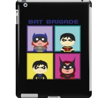Bat Brigade iPad Case/Skin