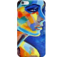 """""""Shadows and silence"""" iPhone Case/Skin"""