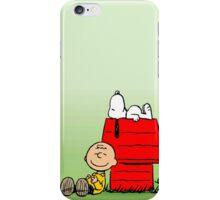 Snoopy dream iPhone Case/Skin