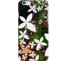 Moonlit petals iPhone Case/Skin