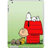 Snoopy dream iPad Case/Skin