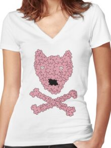 bubblebones Women's Fitted V-Neck T-Shirt