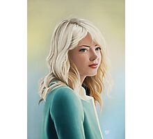 Gwen Stacy Photographic Print