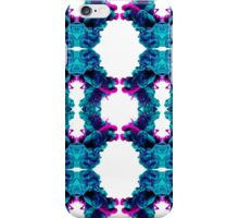 Ink in water print iPhone Case/Skin