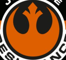Star Wars: Rebel Resistance Sticker