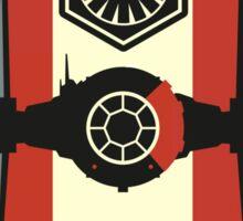 Star Wars: First Order Sticker Sticker