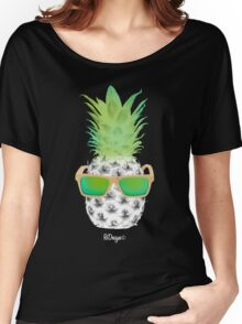 Cool Fruits - Pineapple Women's Relaxed Fit T-Shirt