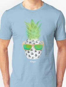 Cool Fruits - Pineapple Unisex T-Shirt