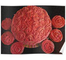 Pink Cake Poster