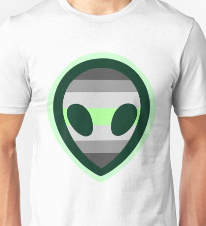 Agender Alien Unisex T-Shirt