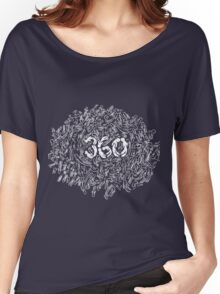 360 - PEOPLE Women's Relaxed Fit T-Shirt