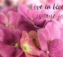 Love in bloom by Celeste Mookherjee