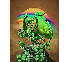 Luck Dragon Photographic Print