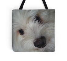 Emotional Support Dog (Portrait) Tote Bag