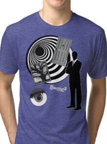 The Scary Door Tri-blend T-Shirt
