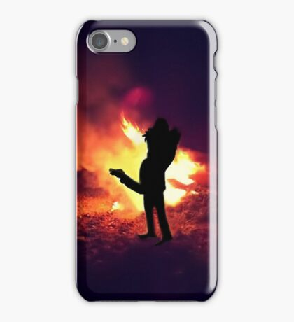 ✿♥‿♥✿ IT ONLY TAKES A SPARK TO GET A FIRE GOIN..BURNIN LOVE CARD/PICTURE✿♥‿♥✿ iPhone Case/Skin