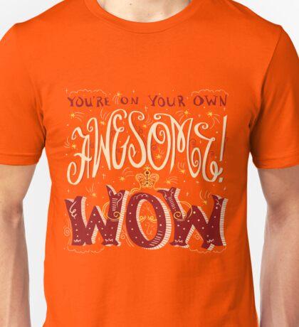 What Comes Next Unisex T-Shirt